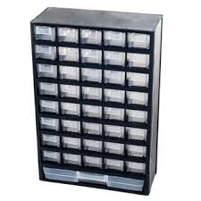 Hardware Storage Cabinet Flambeau Hardware 39 Drawer Part Storage Cabinet Free Shipping