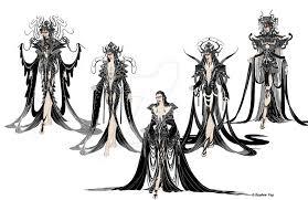 evil costume designs by daphneyap on deviantart