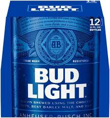 is bud light made with rice budweiser
