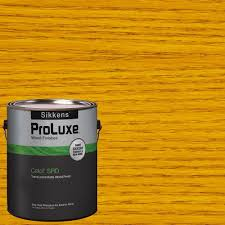 Home Depot Paint Prices by Sikkens Proluxe 1 Gal Natural Cetol Srd Exterior Wood Finish