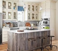 kitchen islands wood weathered wood island kitchens