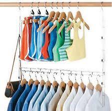 organize it all u0027closet doubler u0027 double up adjustable closet rod