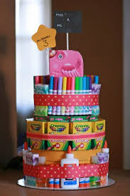 ideas for raffle baskets crayola kit for kids colorful basket ideas gift