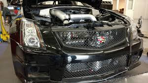 turbo cadillac cts v 2011 cadillac cts v with a turbo 7 0 l lsx engine depot