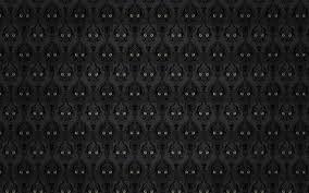 Pattern Wallpaper Skull Pattern Wallpaper 6887390