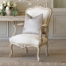 french country style eloquence pair of vintage armchairs 1940