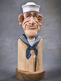 wood carving caricatures fab lab ncc caricature carving