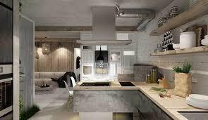 Kitchen Scandinavian Design Scandinavian Style Apartment Kitchen Renovation Interior Design