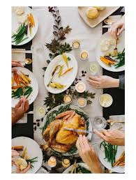 thanksgiving dinner table decorations 100 layer cake
