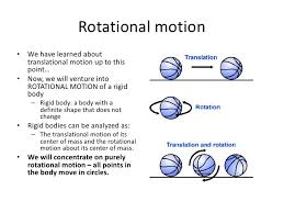 rotational motion pt2
