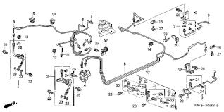 2001 honda accord coupe parts honda store 2001 accord brake lines parts