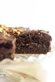 low sugar one bowl chocolate fudge cake raising sugar free kids
