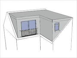 Dormer Extension Plans L Shape Dormer Diy Pinterest Lofts Attic And Extensions