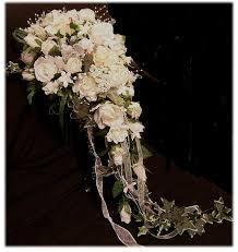 Silk Bridal Bouquet Traditional Weddings