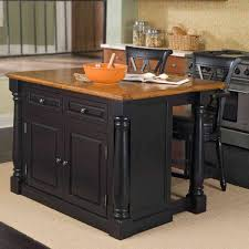 kitchen islands 41 black kitchen island cart with granite top