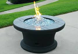 build a propane fire pit gas fire pit with glass diy gas fire pit with glass stone how to