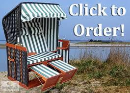 Beach Basket The Phenomenon Of German Wicker Beach Chairs