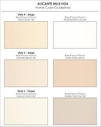 chart frazee paint color chart