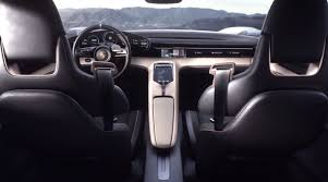 porsche atlanta interior concept study mission e u2013 interior design video pinterest cars