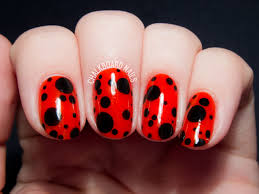 little ladybird rara reid would you like to paint your nails with
