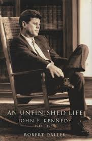 John F Kennedy Rocking Chair Unfinished Life By Dallek Abebooks