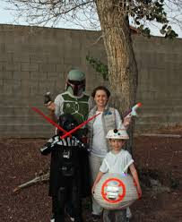Star Wars Family Costumes Halloween by Diy Star Wars Costume Ideas Desert Chica