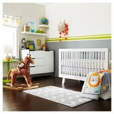Gray And Yellow Crib Bedding Crib Bedding Set Snoozn U0027 Safari 4pc Cloud Island Yellow Gray