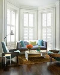 Livingroom Windows How To Arrange Furniture In A Living Room With Bay Window