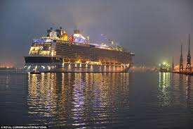 New York how long does it take for mail to travel images Quantum of the seas set for inaugural journey from southampton to jpg