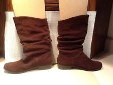 womens size 12 slouch boots st s bay slouch boots for ebay