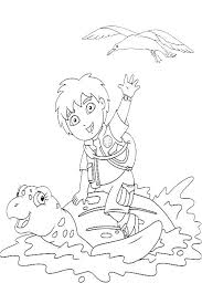 diego coloring pages overview with all kind of free sheets