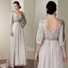 wedding dress for big arms aliexpress buy dresses of chiffon dress women