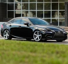 silver lexus is gallery