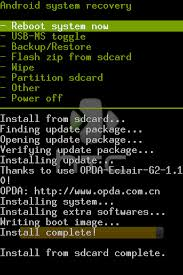 reboot android how to flash a rom on android