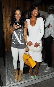 christina milian wows in plunging white dress with dressed down