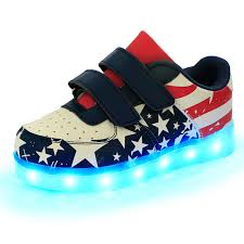 led light up shoes for boys 9 best led shoes for kids that light up the night momtastic com