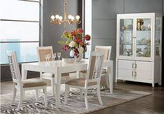 Cindy Crawford Dining Room Sets Shop For A Cindy Crawford Home Ocean Grove White 5 Pc Dining Room