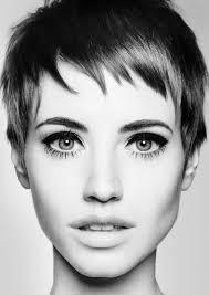 elfin hairstyles mia farrow pixie cut black and white mia farrow image iconic