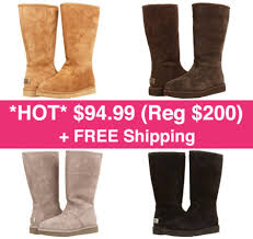 ugg boots sale free shipping 94 99 reg 200 ugg sumner boots free shipping
