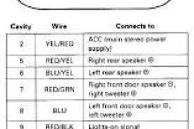 96 honda accord stereo wiring diagram wiring diagram