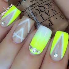 40 yellow nail art ideas yellow nail art yellow nails and white
