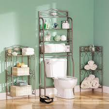Glass Bathroom Shelving Unit by Bathroom Etagere Bathroom Bathroom Shelves Over Toilet Toilet