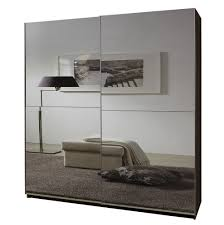 Mirrored Closet Door by Bifold Mirror Closet Door Home Design Ideas
