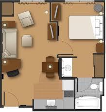 Residence Inn Floor Plans Residence Inn Kingston Water U0027s Edge Kingston On Canada Overview