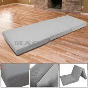 Foam Folding Bed Trifold Mattresses