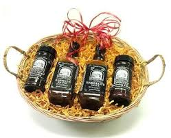 whiskey gift basket tennessee whiskey bbq sauce gift basket armadillo