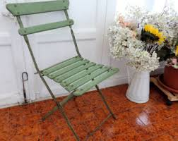 Vintage Bistro Chairs Bistro Chair Etsy