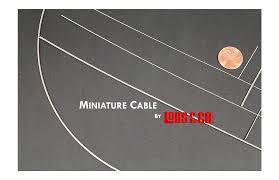 Miniature by Miniature Cable Loos U0026 Co Inc