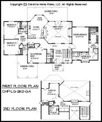 home plans open floor plan large open floor house plan chp lg 2621 ga sq ft large open