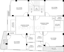 850 sq ft 2 bhk 2t apartment for sale in limra height sector 72 noida